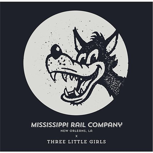Three Little Girls by Mississippi Rail Company