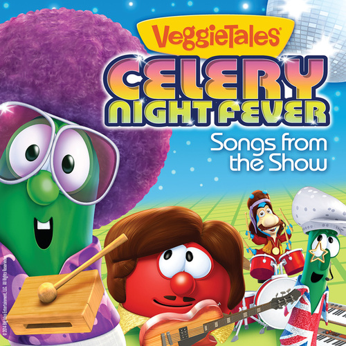 celery night fever ep by veggietales