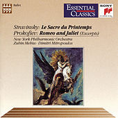 Play & Download Prokofiev: Romeo and Juliet (Excerpts) Stravinsky: The Rite of Spring by Various Artists | Napster