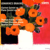 Play & Download Johannes Brahms: The Four Quintets, Vol. 1 by Philippe Bianconi | Napster