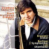 Play & Download Concertos For Trombone & Orchestra by Branimir Slokar | Napster