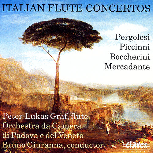 Play & Download Concerti Italiani Per Flauto E Orchestra by Peter-Lukas Graf | Napster
