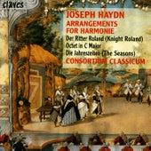 Play & Download Joseph Haydn: Arrangements For Harmonie by Franz Joseph Haydn | Napster