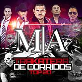 Play & Download Trakatera De Corridos Top 20 by Various Artists | Napster