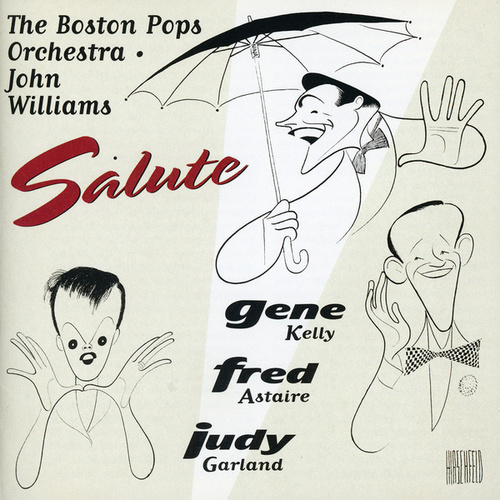 Play & Download Boston Pops Salutes Astaire, Kelly, Garland by Boston Pops | Napster