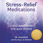 Play & Download Stress Relief Meditations: Guided Meditations for Busy People by Ramdesh Kaur | Napster