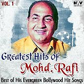 Greatest Hits of Mohammed Rafi Best of His Evergreen Bollywood Hit Hindi Songs by Various Artists