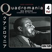 Stompin' At the Savoy, Vol. 4 von Ben Webster
