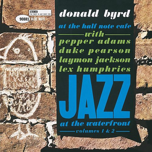At The Half Note Cafe von Donald Byrd