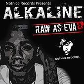 Play & Download Raw as Eva EP by Alkaline | Napster