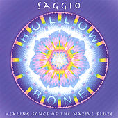 Play & Download Hollow Bone: Healing Songs of the Native Flute by Saggio | Napster