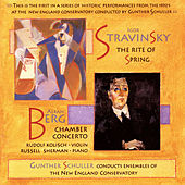 Play & Download Stravinsky: The Rite of Spring / Berg: Chamber Concerto by Various Artists | Napster