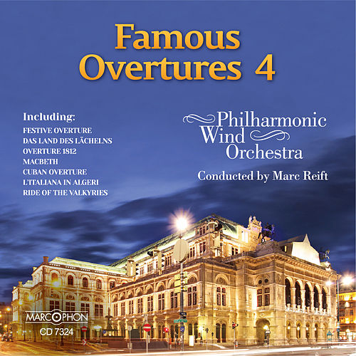 Play & Download Famous Overtures 4 by Various Artists | Napster
