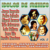 Ídolos de México Vol. 2 by Various Artists