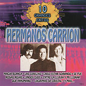 Play & Download 10 Grandes Exitos by Los Hermanos Carrion | Napster