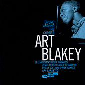 Play & Download Drums Around The Corner by Art Blakey | Napster