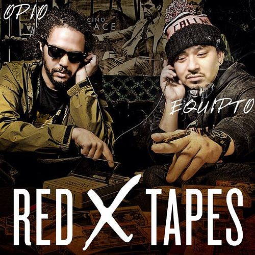 Red X Tapes by Opio