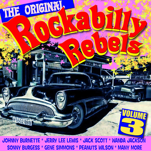 Rockabilly Rebels 3 by Various Artists