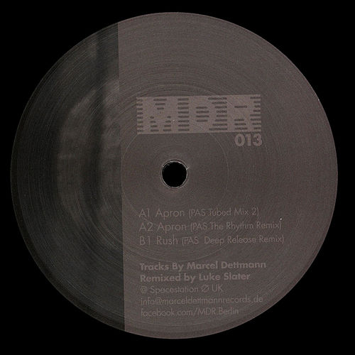 Play & Download Planetary Assault Systems Remixes by Marcel Dettmann | Napster