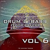 Drum & Bass Floor Fillers 2014 Vol. 6 - EP by Various Artists