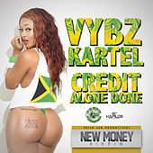 Play & Download Credit Alone Done - Single by VYBZ Kartel | Napster