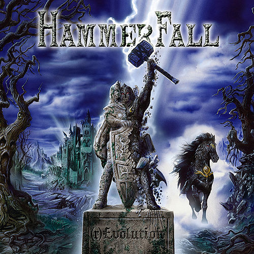 Play & Download (r)Evolution (Bonus Version) by Hammerfall | Napster