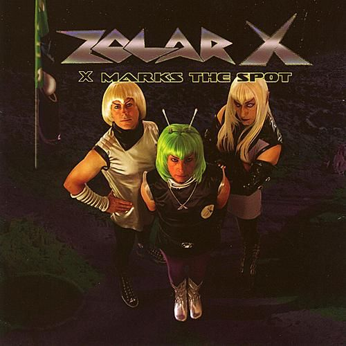 X Marks The Spot by Zolar X