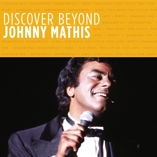 Discover Beyond by Johnny Mathis
