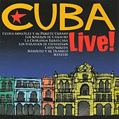 Play & Download Cuba Live! by Various Artists | Napster