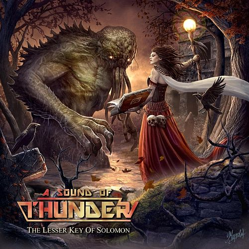 The Lesser Key of Solomon by A Sound of Thunder