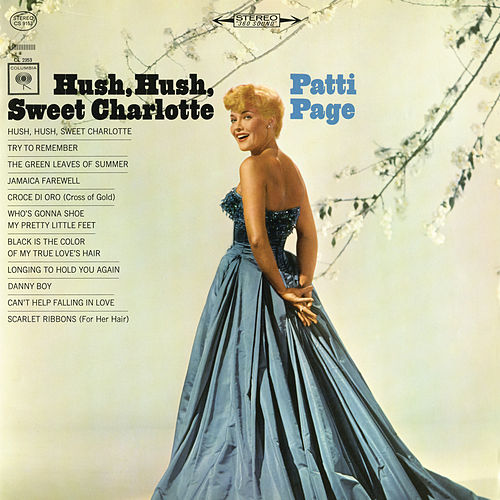 Hush, Hush Sweet Charlotte by Patti Page