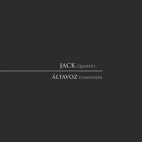 Play & Download altaVoz Composers by JACK Quartet | Napster