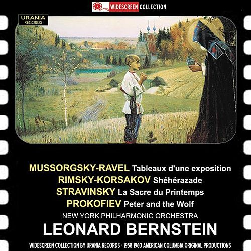 Play & Download Mussorgsky: Pictures at an Exhibition (Orch. Ravel) - Rimsky-Korsakov: Scheherazade - Stravinsky: Le sacre du printemps - Prokofiev: Peter and the Wolf (Without Narrator) by Various Artists | Napster