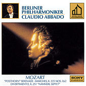 Play & Download Mozart:  Marches: K. 335, NO. 1 & 2; Serenade K. 320; Divertimento K. 251 by Various Artists | Napster