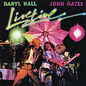 Livetime by Hall & Oates