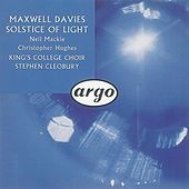 Play & Download Maxwell Davies: Solstice of Light by Neil Mackie | Napster