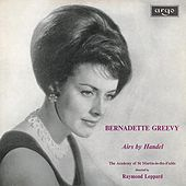 Play & Download Handel: Arias by Bernadette Greevy | Napster