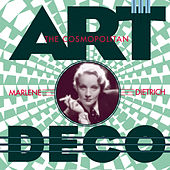 The Cosmopolitan Marlene Dietrich by Marlene Dietrich