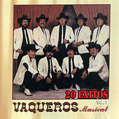 Play & Download 20 Exitos, Vol. 2 by Vaqueros Musical | Napster