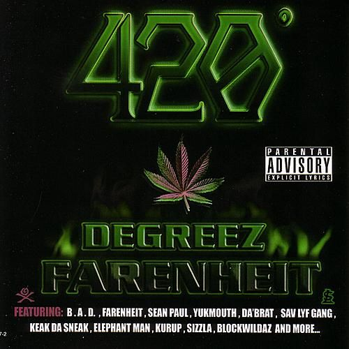 Play & Download 420 Degreez Farenheit by Various Artists | Napster