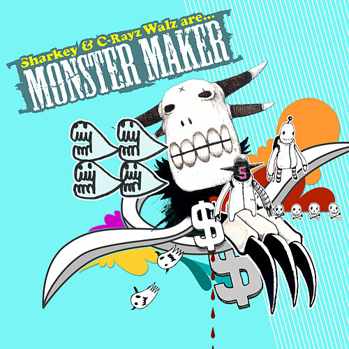 Play & Download Monster Maker by Sharkey & C-Rayz Walz | Napster