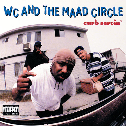 Play & Download Curb Servin' by WC & The Maad Circle | Napster