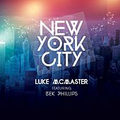 Play & Download New York City by Luke McMaster | Napster