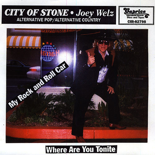 City Of Stone by Joey Welz