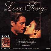 Love Songs by 101 Strings Orchestra