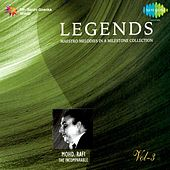 Legends: Mohd. Rafi - The Incomparable, Vol. 3 by Various Artists