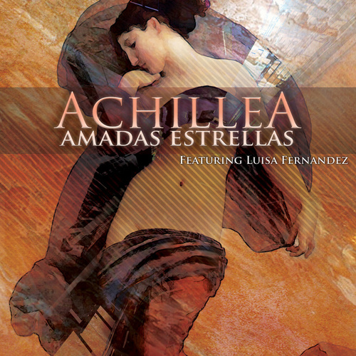 Play & Download Amadas Estrellas by Achillea | Napster