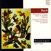 Play & Download Bach: Inventions And Sinfonias, Fugue on a Theme by Albinoni by Bernard Lagace (Bach) | Napster