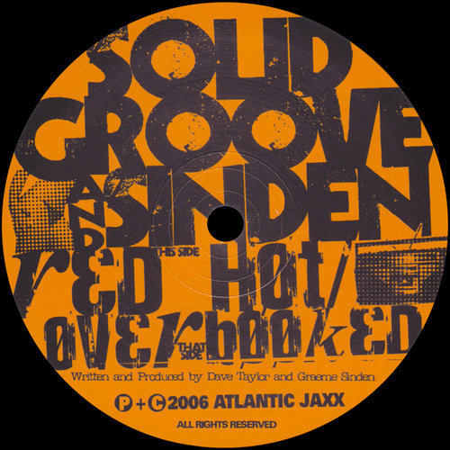 Red Hot by Solid Groove