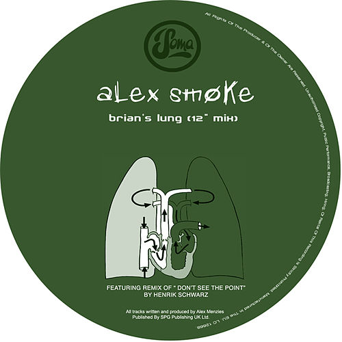 Brian's Lung by Alex Smoke